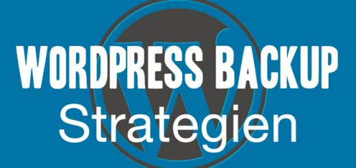 Wichtig: Die richtige WordPress-Backup-Strategie